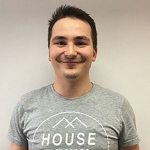 Tomasz - Magento Junior Frontend Developer